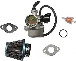 Brand New Carburetor w/Air Fuel Filter PZ19 Carb For 50cc 70cc 90cc 110cc 125cc ATV Dirt Pit Pocket Bike Taotao Honda Go-kart 4 wheeler Baja Motorbike Kawasaki Quad Carb W/Gaskets