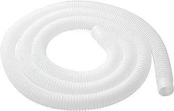 HEGSB Longitud Total 3M Piscina Limpiador 32 mm Tubería Dibujo Agua Manguera UV y Cloro Resistente al Agua para el Sistema de Bomba de Filtro T2P (Color : A)