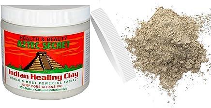 Aztec Secret - Indian Healing Clay Deep Pore Cleansing Facial & Healing Body Mask The Original 100% Natural Calcium Bentonite Clay 1lb