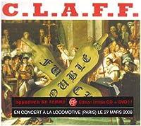 CLAFF (CD + DVD) - Double fuck (2 CD)
