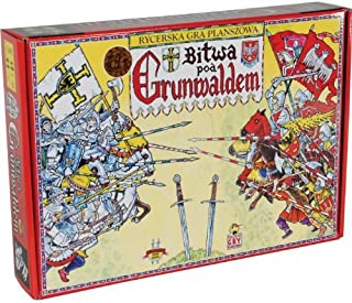 Board Game - Bitwa pod Grunwaldem - Battle of Grunwald