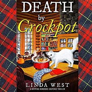Death by Crockpot audiobook cover art