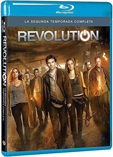 Revolution Temporada 2 Blu-Ray [Blu-ray]