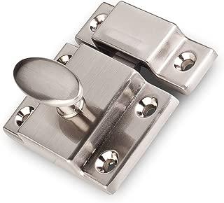 Cabinet Latch - Satin Nickel