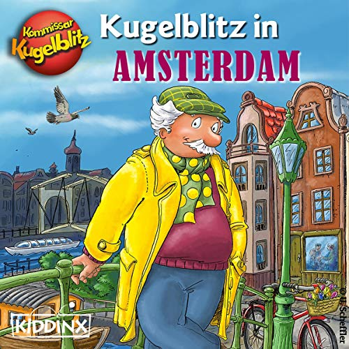 Kugelblitz in Amsterdam Titelbild