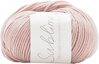 Sublime Baby Cashmere Merino Silk DK - Dusty Pink (346)