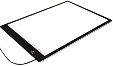 LED Tracing Board. Ultra Thin A4 Light Box is Ideal for Arts & Crafts Including DIY 5d Diamond Painting, Craft, Quilting, ...