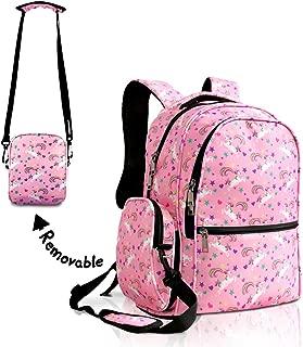 School Backpack for Girls/Boys Teens Bookbag Lightweight Student Backpacks Travel Daypack