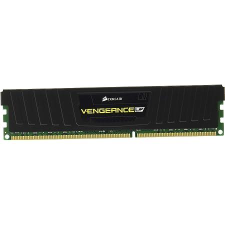 Corsair CML32GX3M4A1600C10 Vengeance LP 32GB (4x8GB) DDR3 1600 MHZ (PC3 12800) Desktop Memory 1.5V