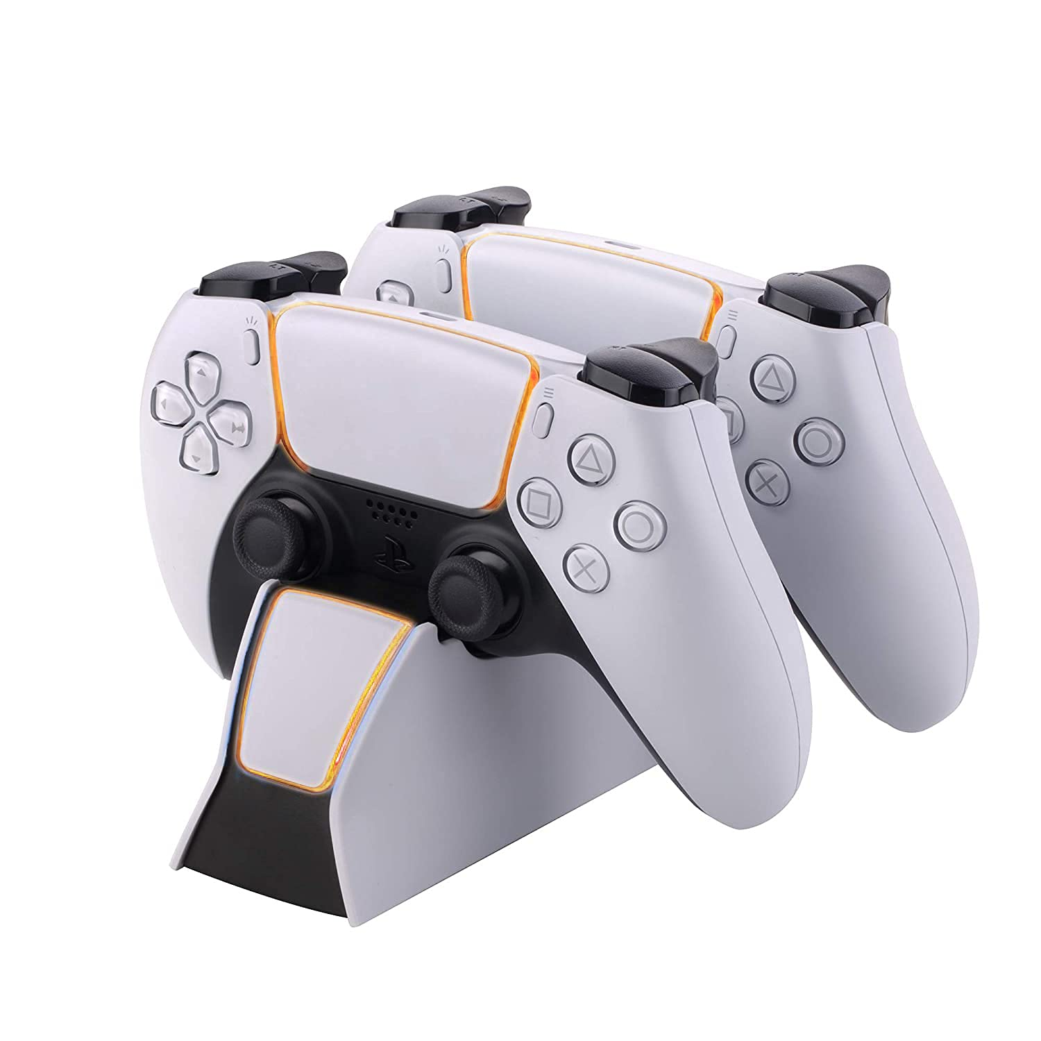 Charger NEW before selling for PS5 DualSense Fast Controller Station C Charging We OFFer at cheap prices