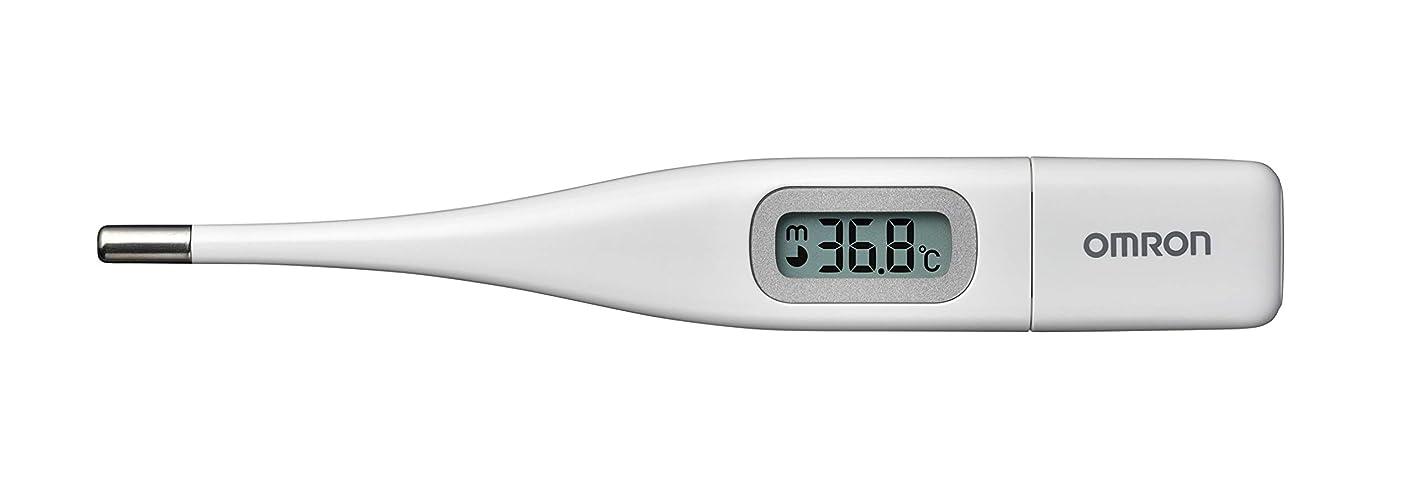 民族主義モナリザ援助する【Amazon.co.jp 限定】オムロン 電子体温計(30秒でしっかり検温) MC-6742