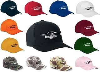 1971 1972 Dodge Demon Classic Outline Design Flexfit hat Cap