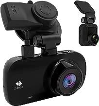 Dual Dash Cam, Z-Edge Z3D 2.7