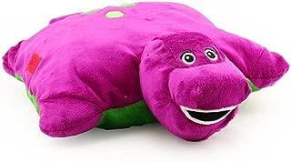 Kimougha Barney The Dinosaur 12' x 12' Plush Pillow Friend Doll