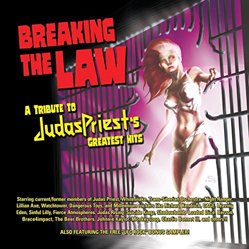 Various: Breaking the Law: a Tribute to Judas Priest''s (Audio CD)