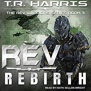 REV: Rebirth cover art