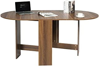 Best folding leaf kitchen table Reviews