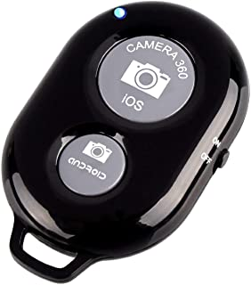 Bluetooth Remote Shutter Release - The QuikPic Remote - iPhone Bluetooth Remote Camera Control for Any iOS & Android Smart...