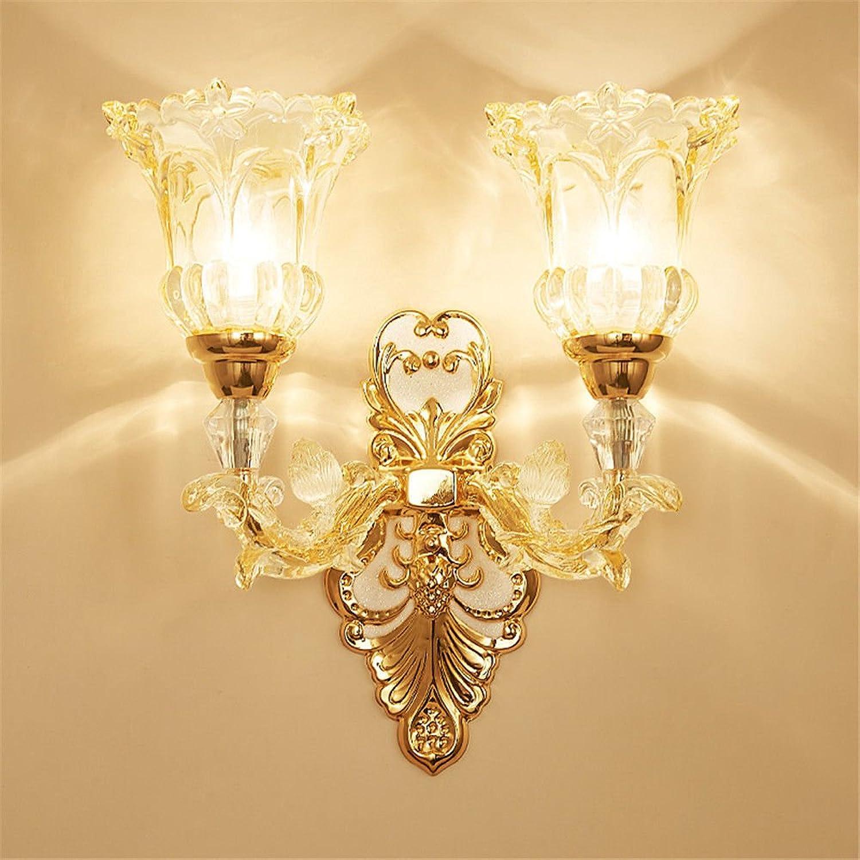 StiefelU LED Wandleuchte nach oben und unten Wandleuchten Wandleuchte Led Schlafzimmer Nachttischlampe Tischlampe im Wohnzimmer balkon Treppe Korridor gang Licht, 33 x 35 cm