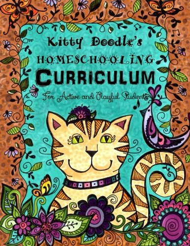 Compare Textbook Prices for Kitty Doodle's Homeschooling Curriculum: For Artistic and Playful Students Homeschool, Doodle and Learn Volume 1  ISBN 9781514205815 by Brown, Sarah Janisse