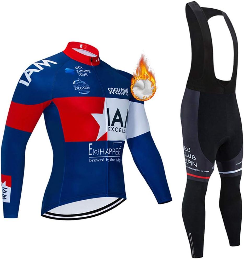 MTBHW Winter Radfahren T-Shirt m/änner atmungsaktiv Radfahren Kleidung Plus samt Radfahren Kleidung