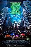 Teenage Mutant Ninja Turtles 1990 Glossy Finish Made in USA Movie Poster - MCP466 (16' x 24' (41cm x 61cm))