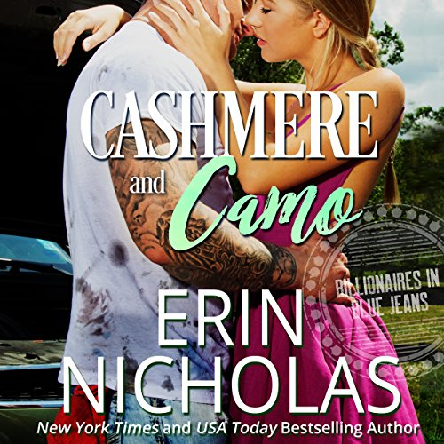 Cashmere and Camo audiobook cover art