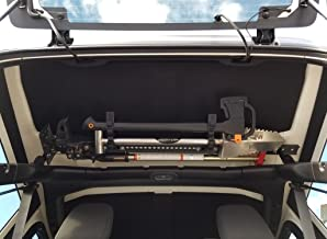 Best Jeep JL Wrangler Hi-Lift Jack Mount kit Accessory Bars Combo Package (Jeep JL Only)(4-Door ONLY)