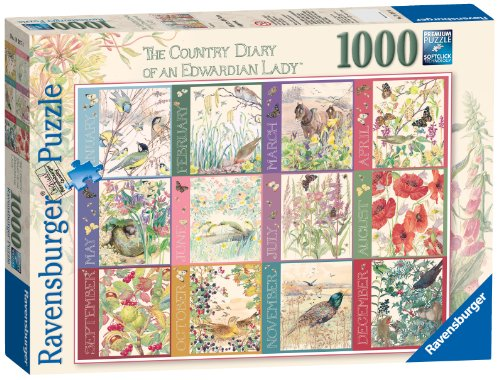 Ravensburger Country Diary Edwardian Lady (1000 pièces)