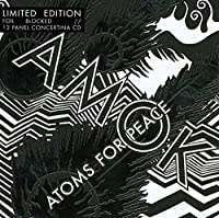 AMOK (Limited Deluxe Edition) by Atoms For Peace (2013-02-26)