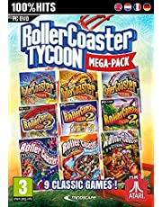 RollerCoaster Tycoon Mega Pack (PC CD)