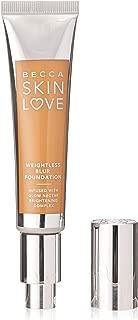 Becca Skin Love Weightless Blur Foundation, Amber, 1.23 Ounce