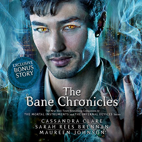 The Bane Chronicles cover art