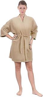 cef8bd337f Amazon.com  Beige - Robes   Sleep   Lounge  Clothing