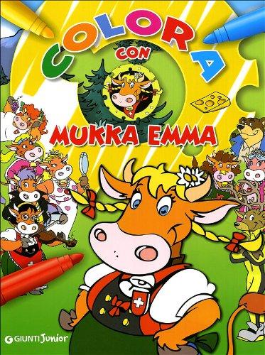 Colora con Mukka Emma