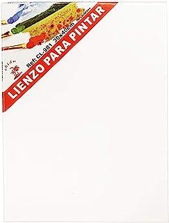 Chidu Lienzo Blanco para Pintar 30 x 40 cm