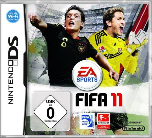 FIFA 11 [Software Pyramide] - [Nintendo DS]