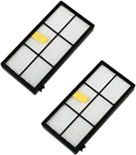 IHGTZS Sweeper Accessories, Carnival Day Father'S Day Cool And Clean Living Environment 100% Match 2Pc Filters For Irobot Roomba 800 870 880 Series Vacuum Cleaner