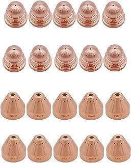 Donwind 10pcs 220817 & 10pcs 220930 shield cap fit Hypertherm powermax 65 85 105