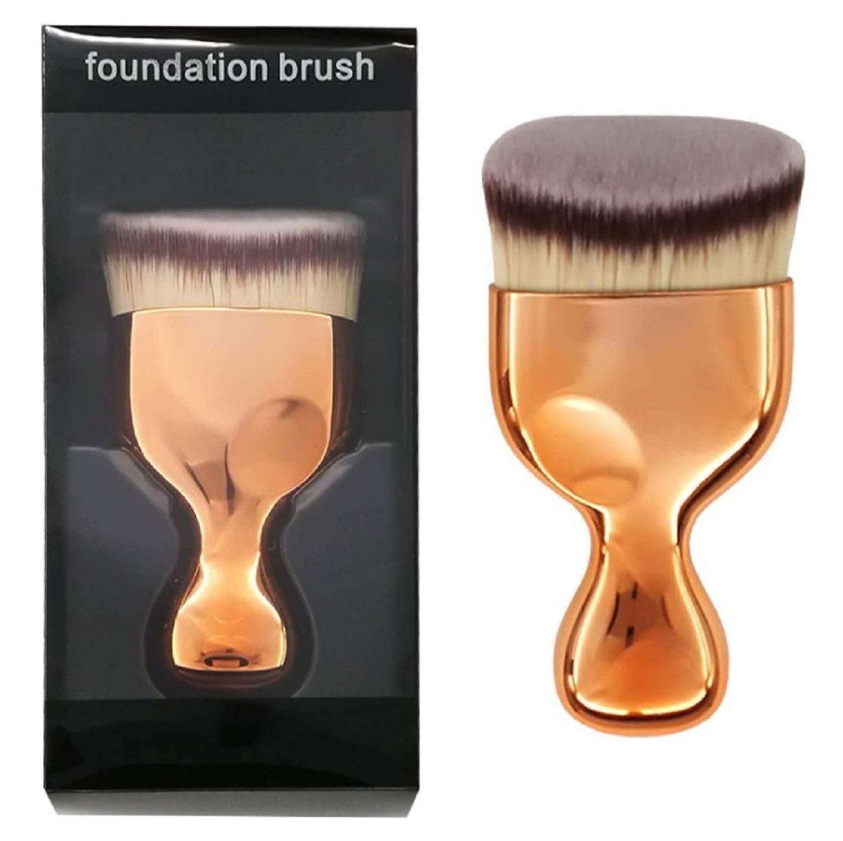 OUO Kabuki Save money Foundation Brush Flat Makeup Top Premi Powder OFFicial shop
