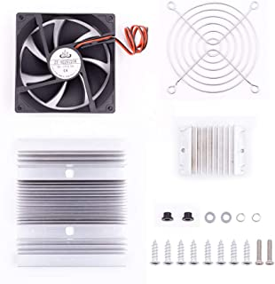 BBOXIM 1PCS DIY Kit Thermoelectric Peltier Cooler Refrigeration Cooling System for Arduino/Good After Service