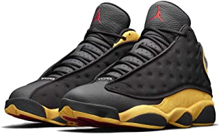 42925dac3bd6 FREE Shipping by Amazon. Air Jordan 13 Retro Men s Basketball Shoes Black  University Red 414571 035 ...