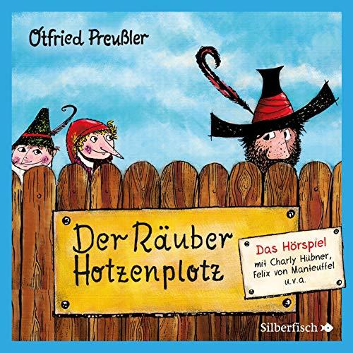 Der Räuber Hotzenplotz audiobook cover art