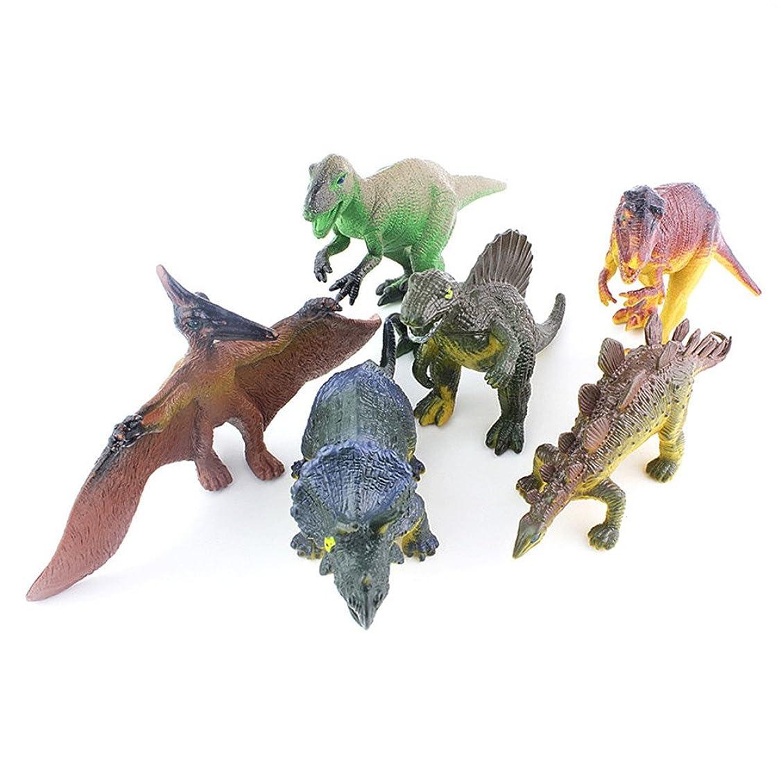 動脈リビングルーム怖がらせる恐竜 キッズ 恐竜 漫画モデル おもちゃ 新モデル プレイセット おもちゃ