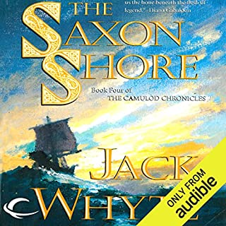 The Saxon Shore     Camulod Chronicles, Book 4              Written by:                                                                                                                                 Jack Whyte                               Narrated by:                                                                                                                                 Kevin Pariseau                      Length: 36 hrs and 35 mins     5 ratings     Overall 5.0
