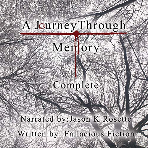 A Journey Through Memory Audiobook By Fallacious Fiction cover art