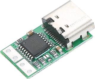 KK moon モジュール USB-C PD2.0 / 3.0- DCコンバータ 電源モジュールデコイ 高速充電 トリガーポーリングポーリング 検出器テスターラップトップ 電源をType-Cに変換
