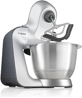 Bosch 博世 MUM59340GB 廚房料理機 1000 W 3.9 L 銀色/無煙煤