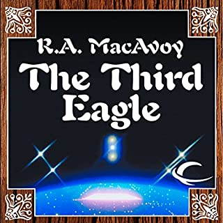 The Third Eagle audiobook cover art