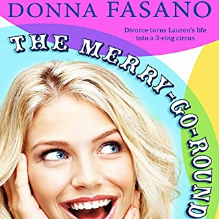 The Merry-Go-Round audiobook cover art